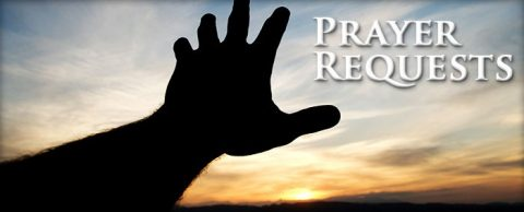 Click on prayer requests, if you would like our prayer team to pray for something on your heart!